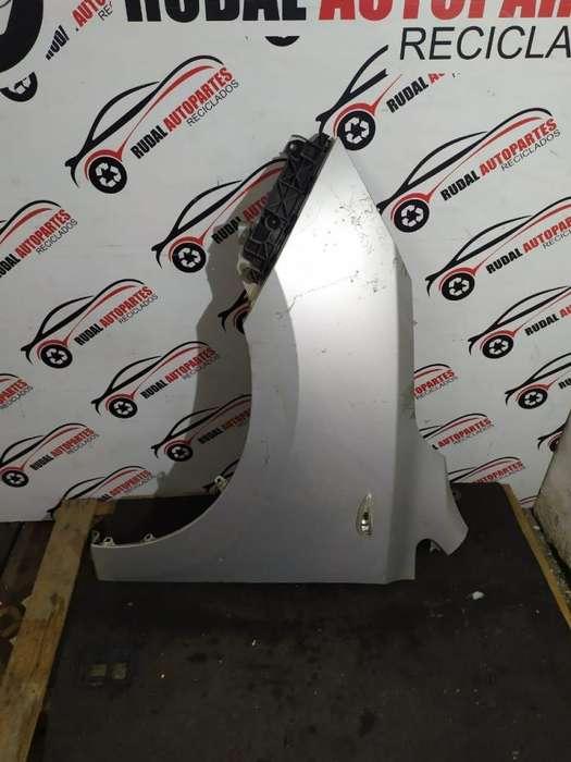 Guardabarro Delantero Izquierdo Hyundai Tucson 5700 Oblea:Muestra