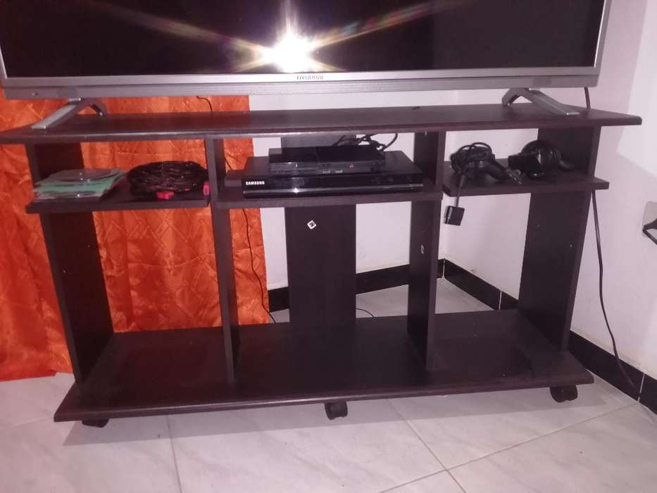 Mueble Tv-equipo de Sonido