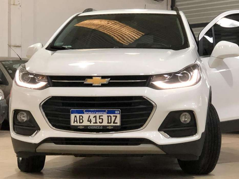 <strong>chevrolet</strong> Tracker 2017 - 26000 km