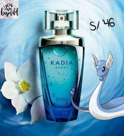 Kadia Sport Perfume 45ml Esika