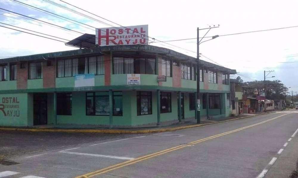 Vendo <strong>hostal</strong> en Pastaza Ciudad Mera