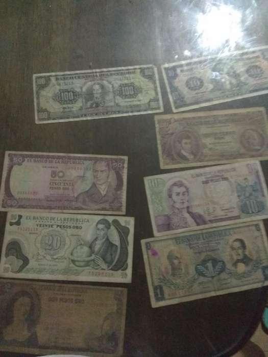 Billetes para Coleccionar