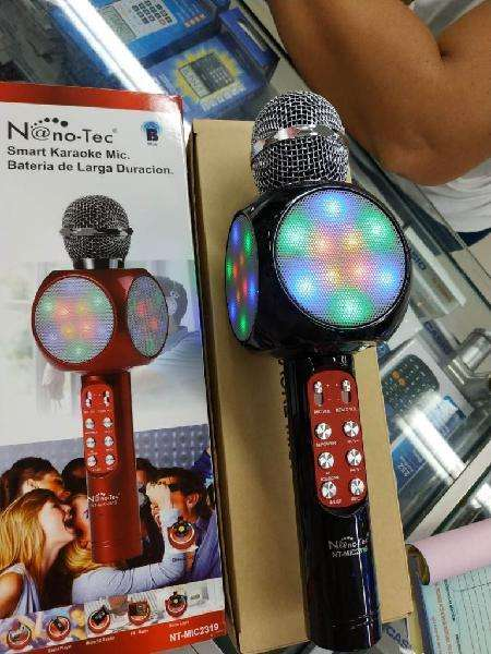 Karaoke Nanotec