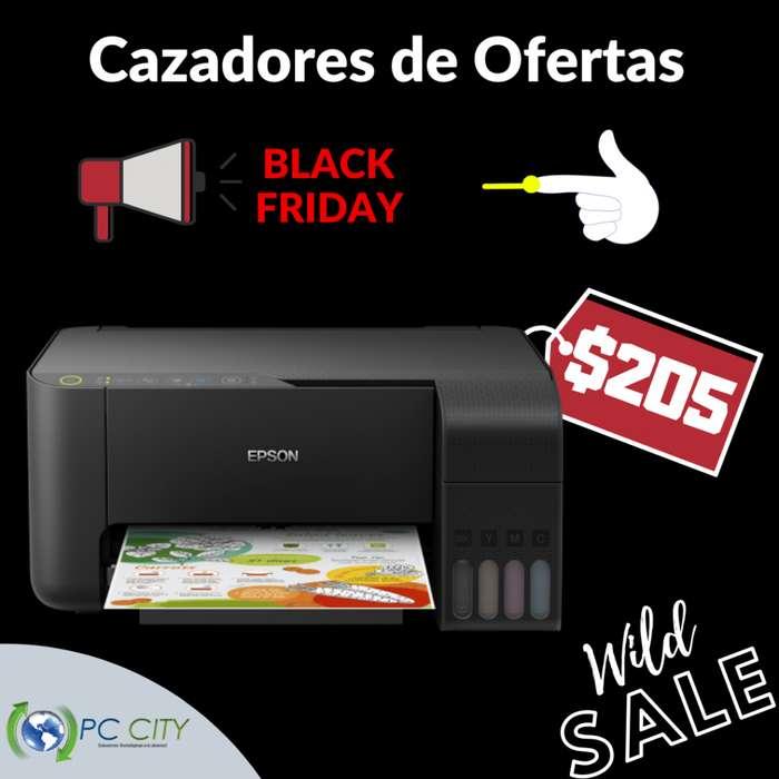 EL VERDADERO BLACKFRIDAY EPSON L3150 WIFI
