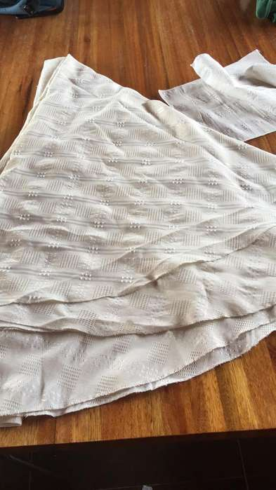 Mantel Redondo de 120 Cm