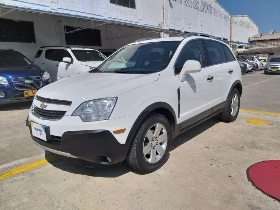 Chevrolet Captiva 2012 - 76000 km