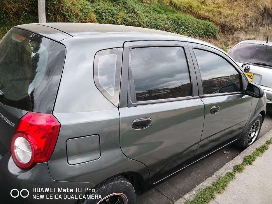 Chevrolet Aveo Emotion 2010 - 99000 km
