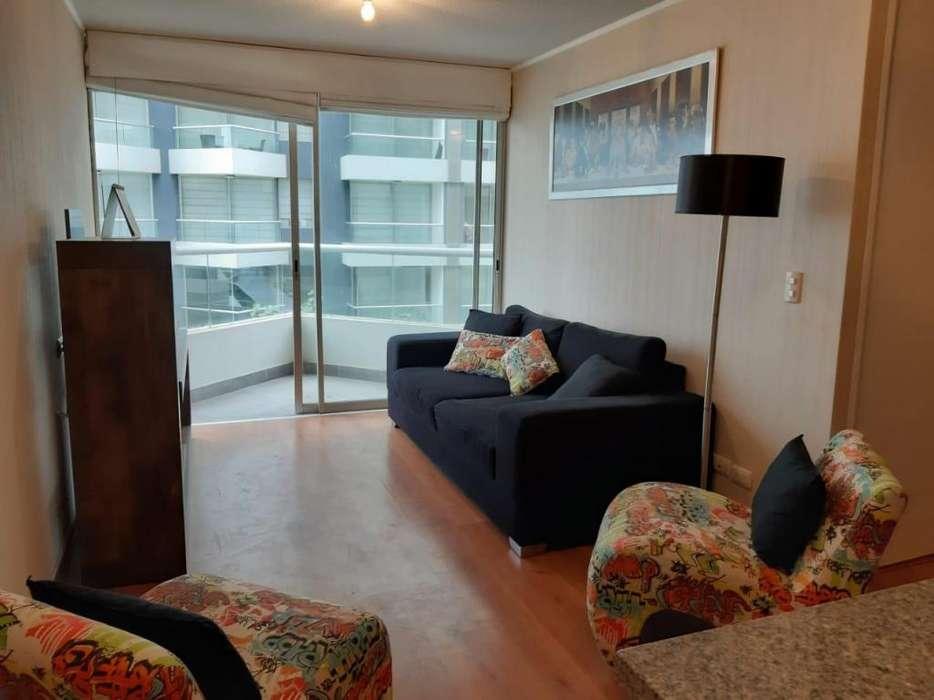 Lindo flat en San Miguel con piscina kx1462