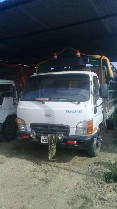 Camion Hd 72 2005 en Perfecto Estado