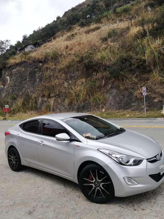 Hyundai Elantra 2012 - 88000 km