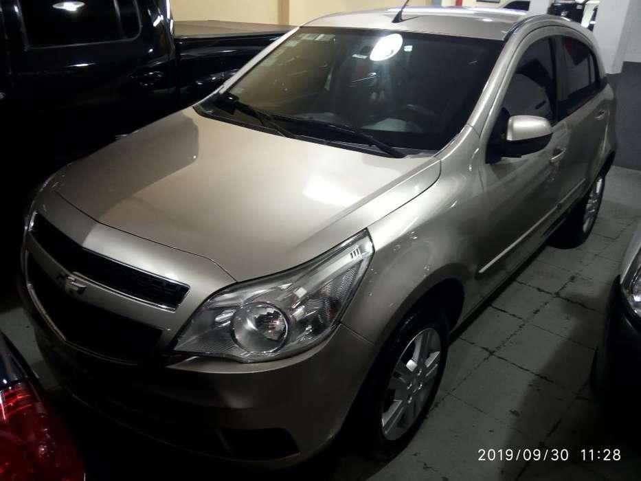 Chevrolet Agile 2012 - 98000 km