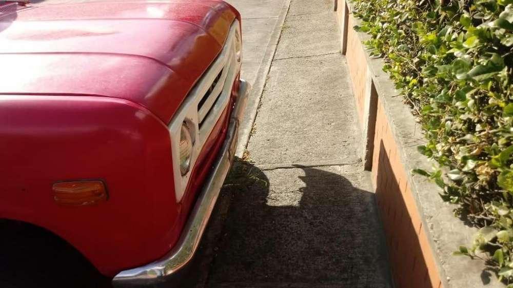 International Pick-Up 1970 - 500000 km