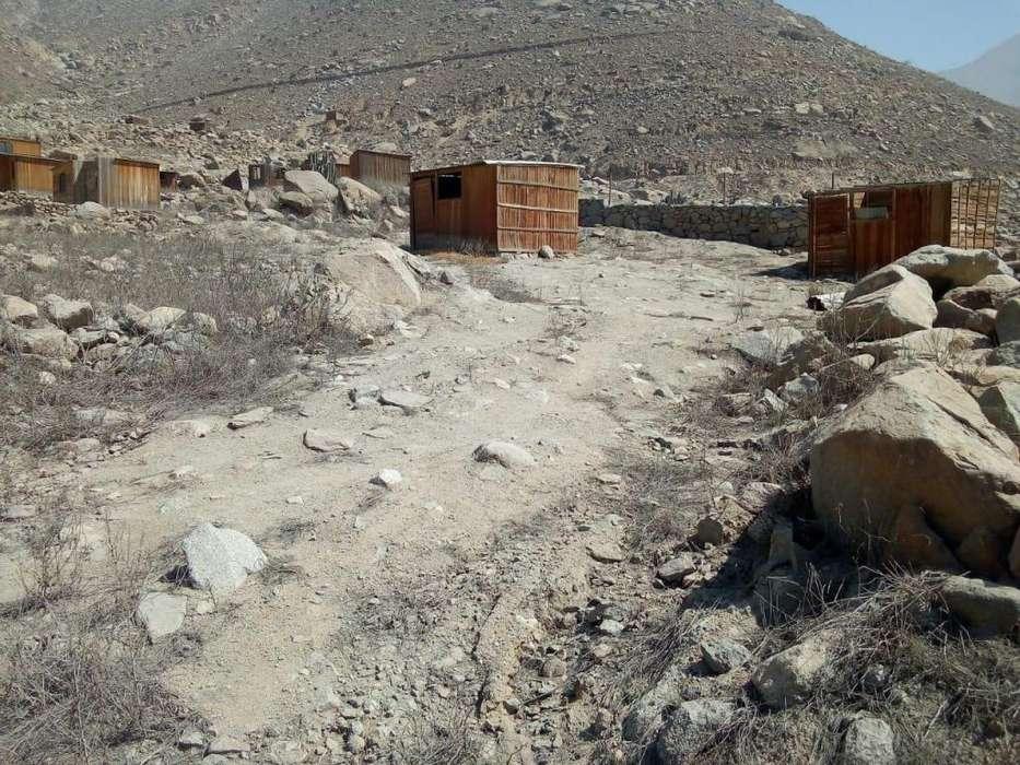 venta de lotes en Cieneguilla parte alta zona R Huaycan