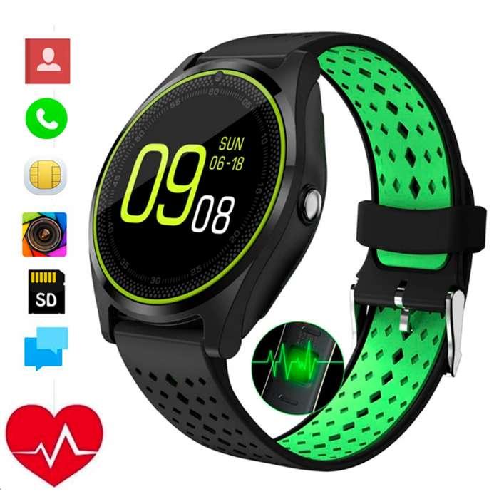 Smartwatch Reloj Inteligente v9 Envio Contraentrega