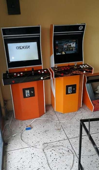 Fabrico Máquinas de Vídeo Juegos