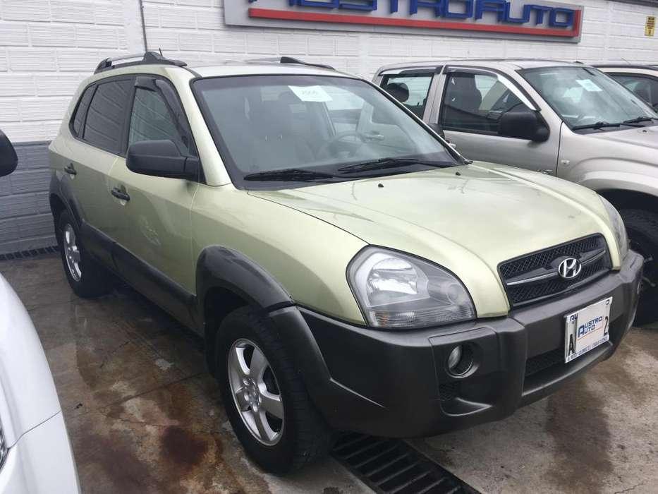 Hyundai Tucson 2006 - 150122 km