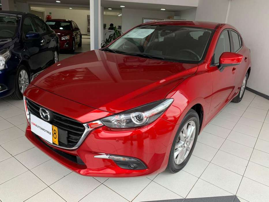 Mazda 3 2017 - 30200 km