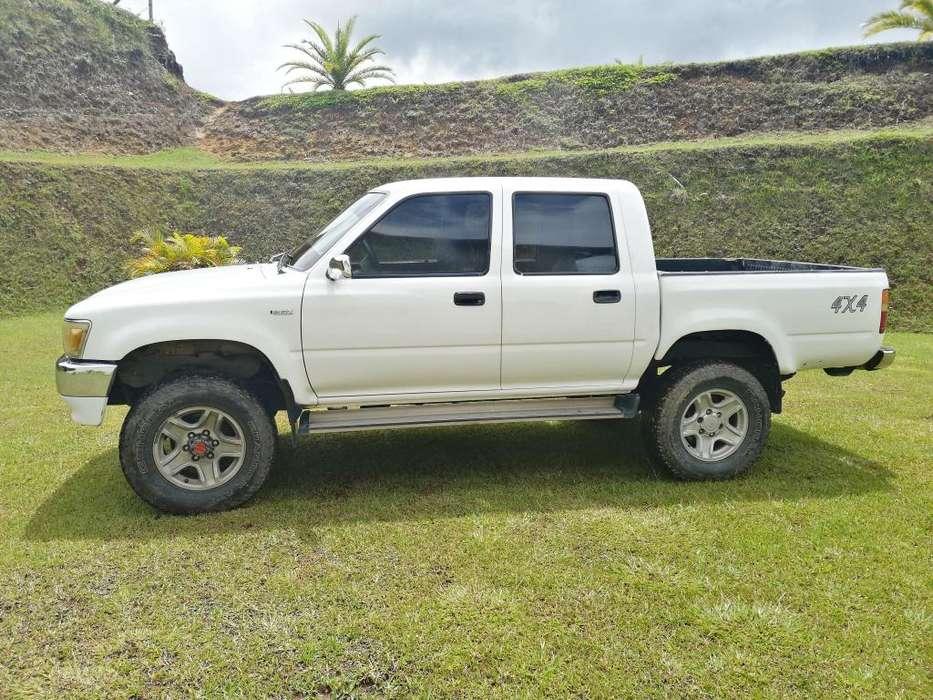 Toyota Hilux 1995 - 28700 km