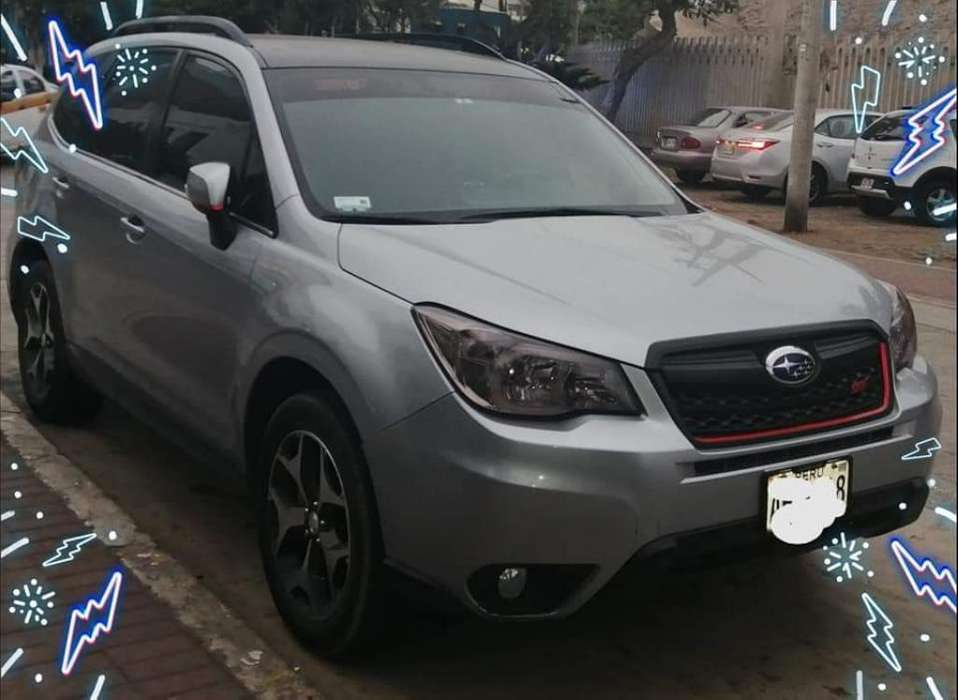<strong>subaru</strong> Forester 2016 - 100 km