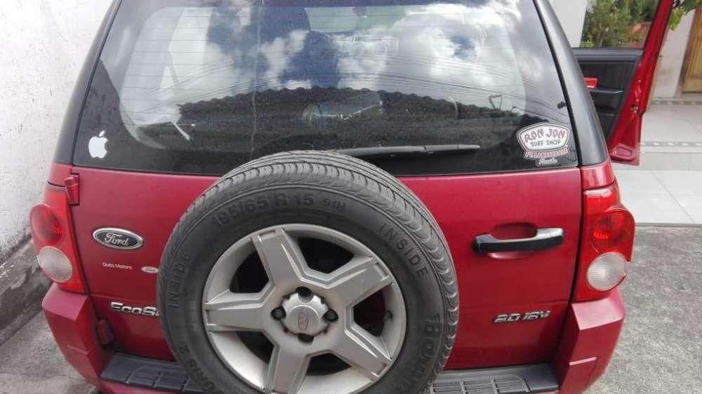 Ford Ecosport 2009 - 164000 km