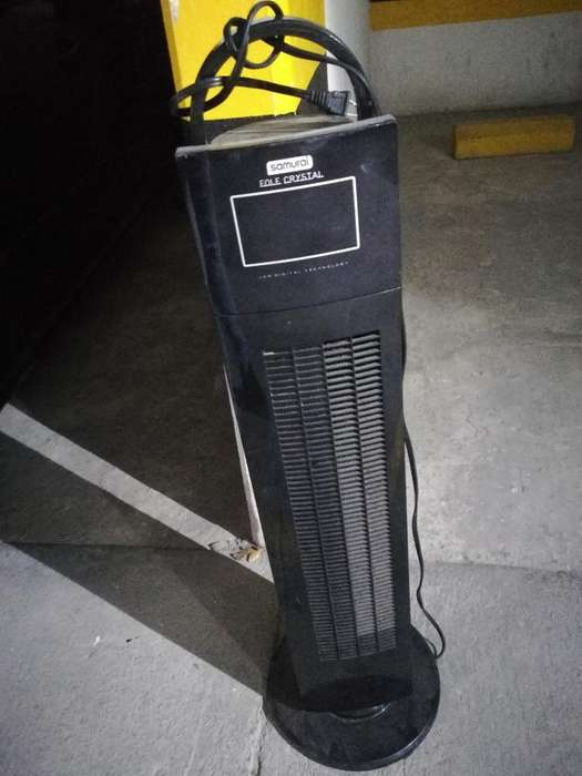 Ventilador Portable Samurai