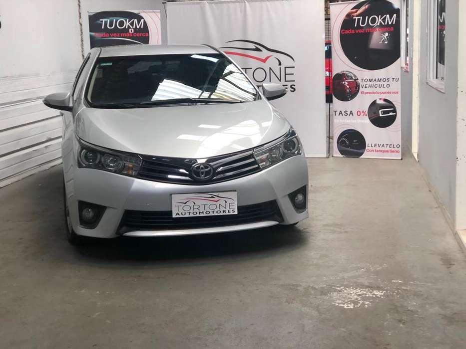 Toyota Corolla 2016 - 74000 km