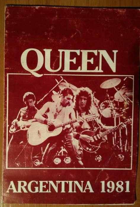 Colección Queen Argentina 1981