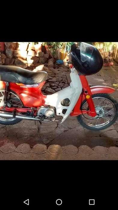 Vendo Moto Honda Econo 98