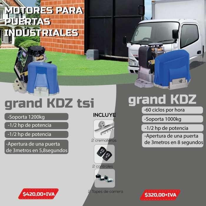 MOTORES PARA PUERTAS DE GARAJE CORREDIZA/INDUSTRIAL / MOTOR DE EMBOLO/CORREDIZA /MOTOR DE GARAJE QUITO-GUAYAQUIL