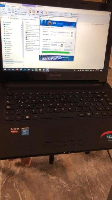 Portatil Lenovo G4080.