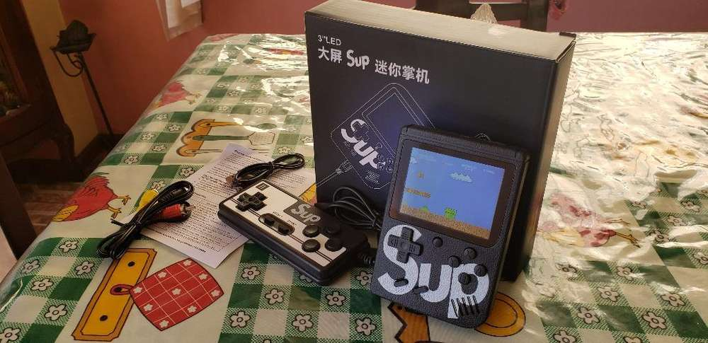 Nintendo Mini Super Portable
