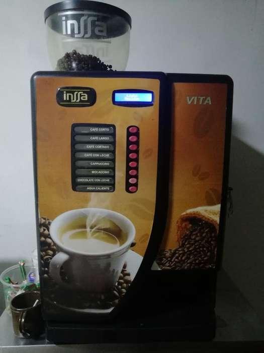 Maquina de Café en Grano