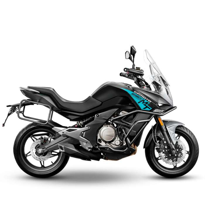 Motocicleta 650MT CF