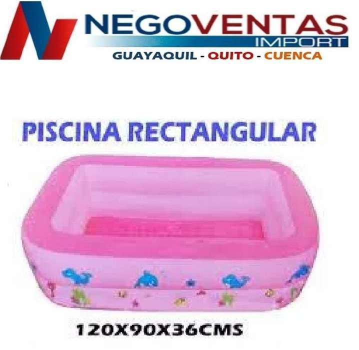 PISCINAS RECTANGULAR DE OFERTA