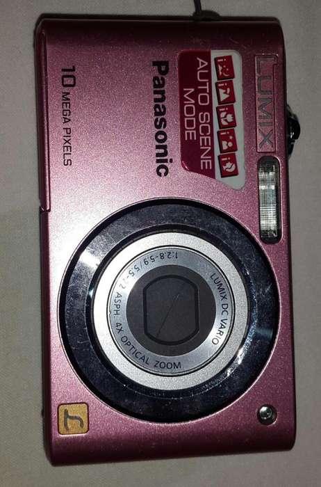 Camara <strong>digital</strong> Panasonic Lumix Dmcf2 10 Mpx Perfecto estado