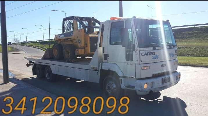 Traslados de vehículos y cargas generales