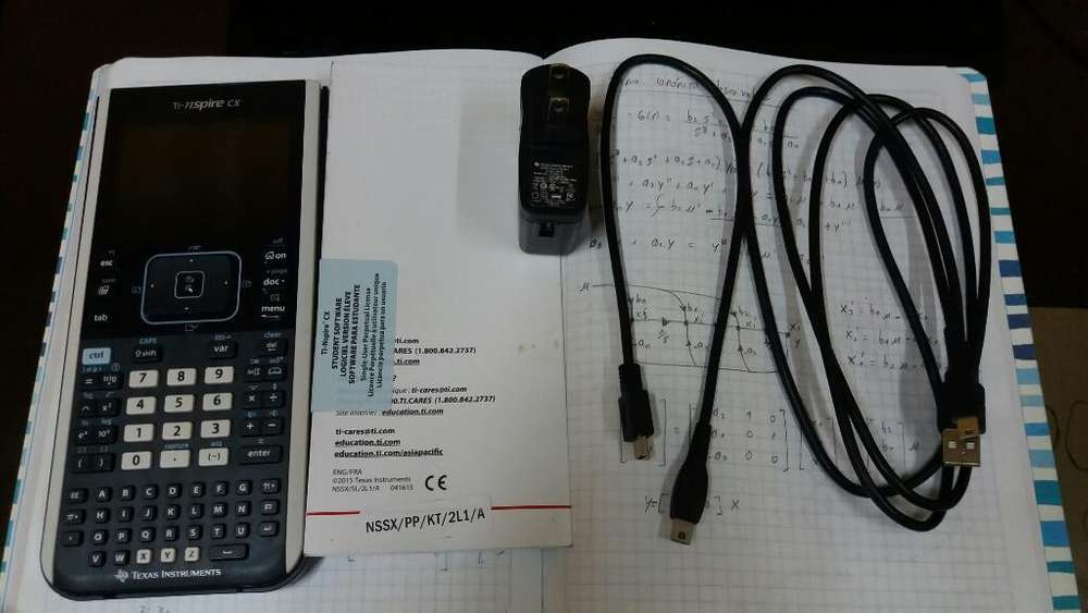 <strong>calculadora</strong> Texas Instrumen