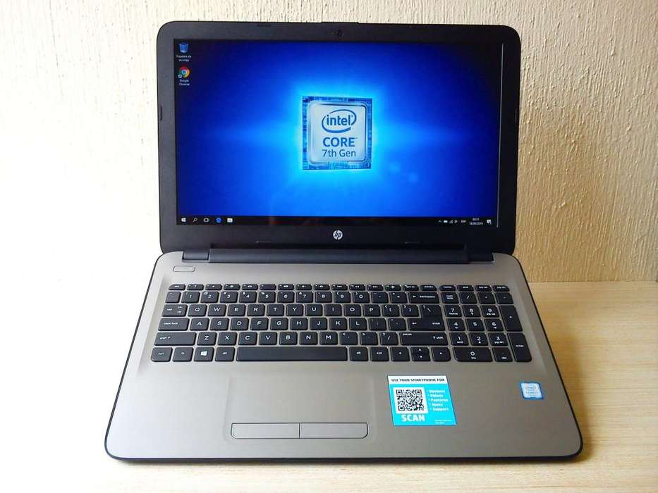 LAPTOP HP CORE I7 SEPTIMA GENERACION 16GB RAM // 1TB HDD