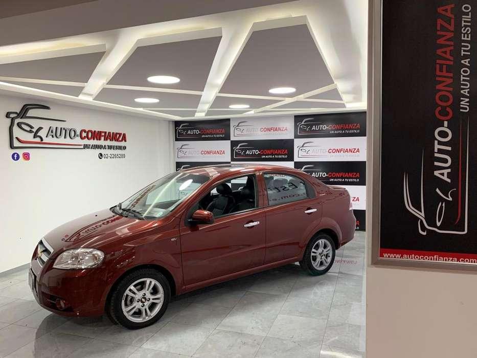 Chevrolet Aveo 2018 - 30000 km