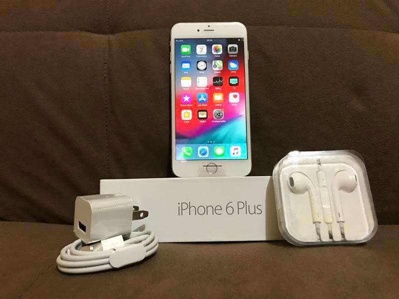 IPHONE 6 PLUS 16GB NUEVO