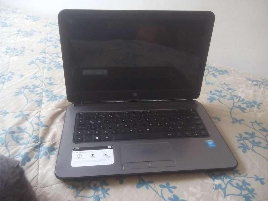 Vendo portatil HP para repuesto