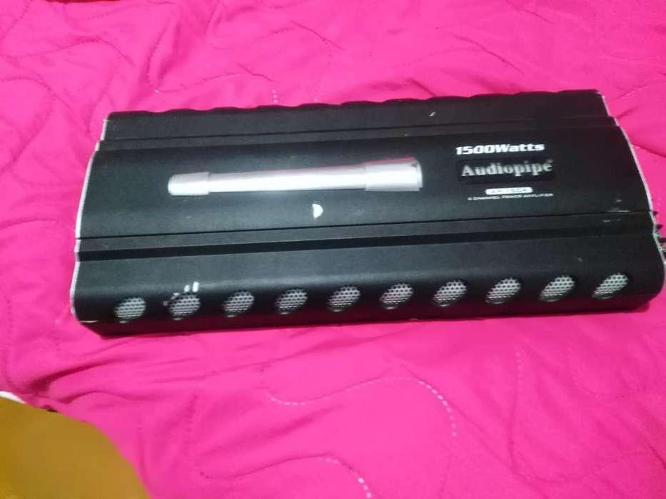Planta Audio Pipe 1500