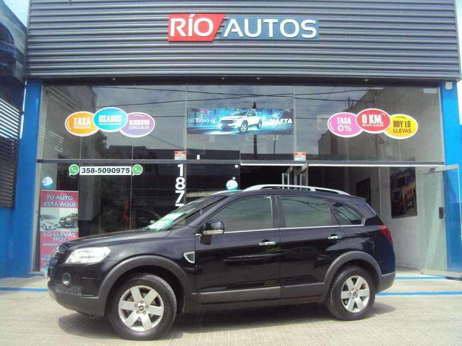 Chevrolet Captiva 2011 - 140000 km
