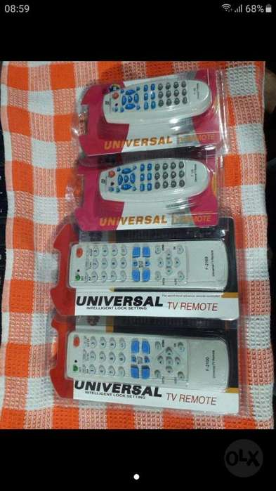 Control Remoto Universal 3764 64 05 37