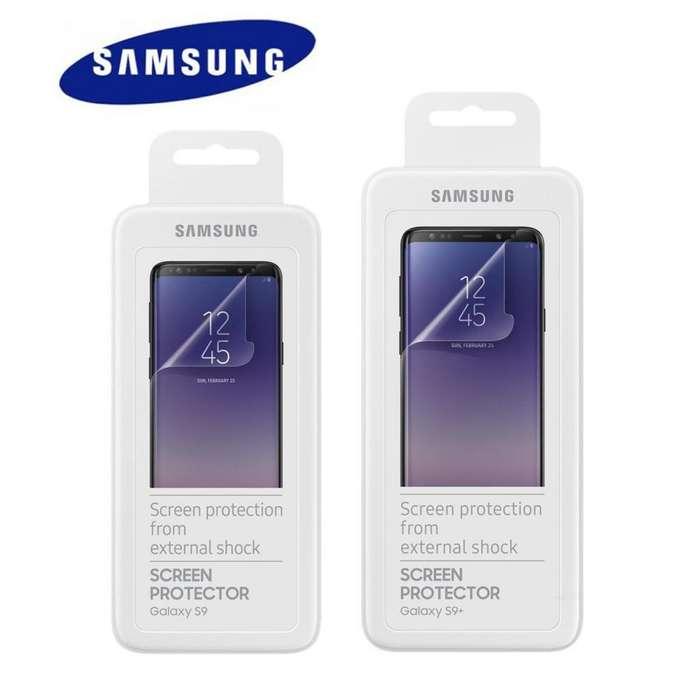 Protector De Pantalla Original Samsung @ galaxy S9 Y s9 Plus _ Tienda Centro Comercial _