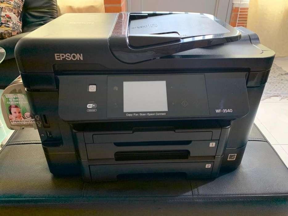 Impresora Epson Wf-3540 como repuesto