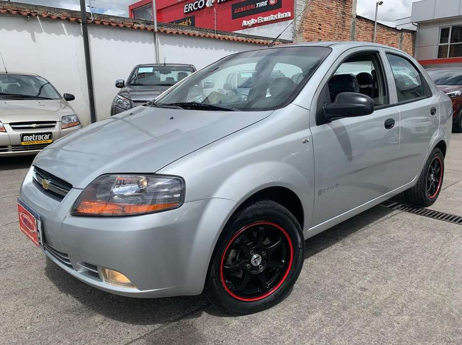 Chevrolet Aveo 2011 - 117135 km