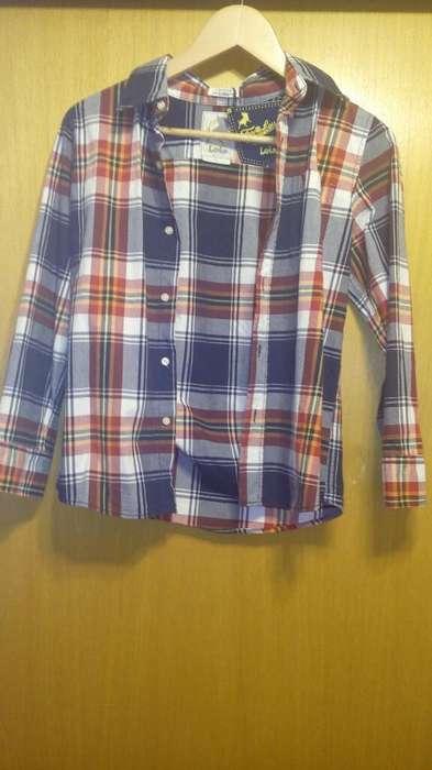Camisa Talle 12 Lois