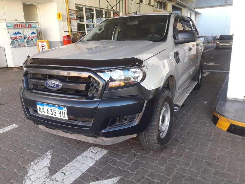 Ford Ranger 2016 - 54800 km