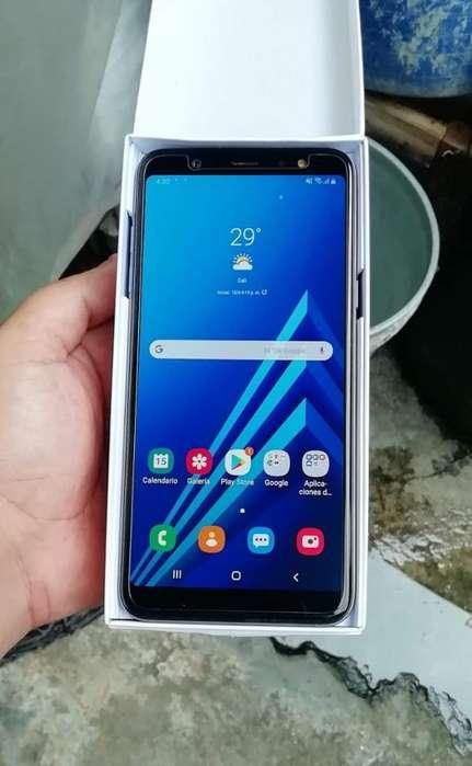 Samsung Galaxy A6 Plus Recibo Celular